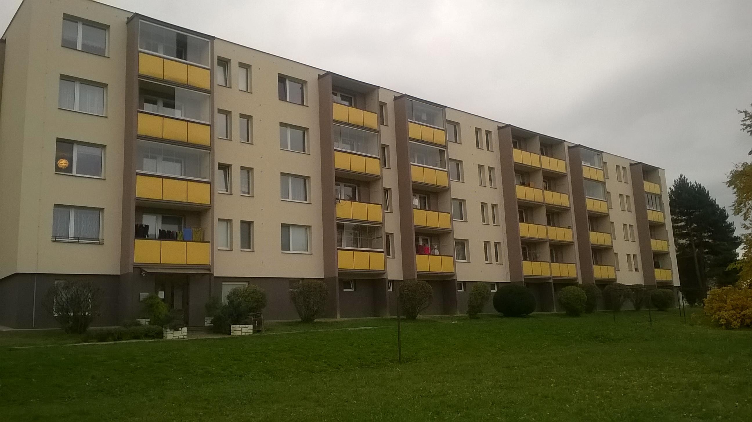 Schválené bytové domy v Zubří a ve Valašském Meziříčí